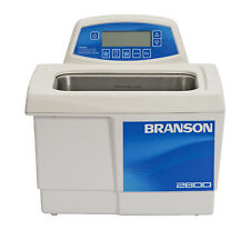 Ultrasonic Cleaner Branson CPX2800H Digital Heat Bransonic .75 Gal CPX-952-218