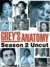 GREYS ANATOMY: COMPLETE SECOND SEASON DVD