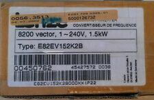 Lenze E82EV152K2B Frequency Inverter, Muller Martini