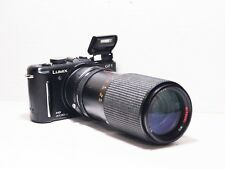80-200mm= lens 160-400mm on LUMIX G HD 4K Micro 4/3 Digital PEN GF3 G6 G5 G3 GM1