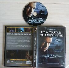 RARE VERSION DVD FILM LES MONSTRES DU LABYRINTHE TOM HANKS EN FRANCAIS