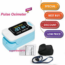 New Fingertip Pulse Oximeter ,oximetry, spo2 monitor, pulse rate, blood oxygen N