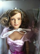 "Tonner Harry Potter 16"" DOLL Hermoine Granger at YULE BALL w/ accessories+ Stand"