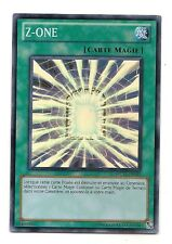 Z-One Carte Yu-Gi-Oh! WC11-FR003 FRANCAIS HOLO MAGIE RARE