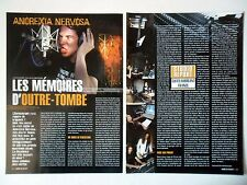 COUPURE DE PRESSE-CLIPPING :  ANOREXIA NERVOSA [2pages] 08-09/2004 Studio Report