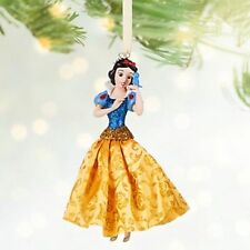 Snow White with Blue Bird Sketchbook Ornament Disney Store 2016 NEW