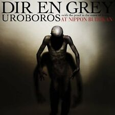 Dir en Grey - Uroboros (With The Proof In The Name Of The Living (SEALED CD+DVD)