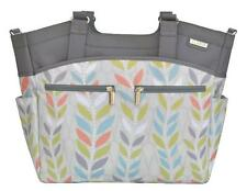 JJ Cole J00469 Baby Changing Tote Bag Citrus Breeze Shoulder Strap Easy Clean