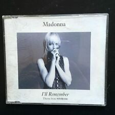 Madonna - I'll Remember - CD Single - Germany