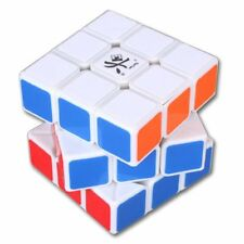 Zhanchi Dayan 57mm 3x3 White Ultra-smooth Professional Speed Cube Twist Puzzles