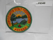 CHIN-BE-GOTA SCOUT RESERVATION  (KEDEKA) F8340