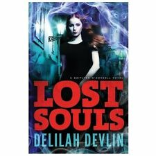 Lost Souls (A Caitlyn O'Connell Novel Book 2)-ExLibrary
