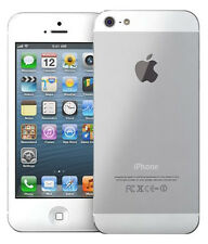 Apple iPhone 5 32GB - 4G/LTE, 8Mp Camera, Smartphone white (Refurbished )