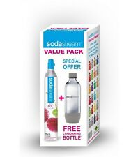 SODASTREAM Value Pack Cilindro 60L + carbonato Bottle 1l 1053000440