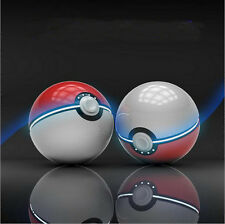 Pokemon Go Poke Ball Shape Power Bank USB LED External Battery Charger 12000mAh