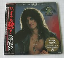 JOE PERRY-Once A Rocker Always A Rocker JAPAN SHM MINI LP CD OBI NEU UICY-94448