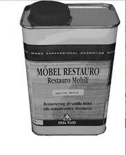 Borma Restaurierungsöl 1ltr. dunkel für polierte lackierte Oberflächenbehandlung
