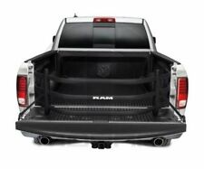 09-17 Dodge Ram 1500 10-17 2500 3500 Black Aluminum Tailgate Bed Extender MOPAR