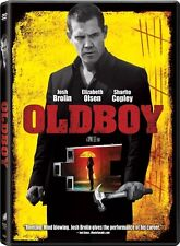 OLDBOY New Sealed DVD Samuel L Jackson Josh Brolin Spike Lee