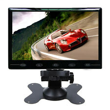 "9"" Ultra Thin HD 800*480 TFT LCD Color 2-CH Input Car Rear View Headrest Monitor"
