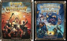 Dungeons & Dragons D&D - Lords of Waterdeep + Scoundrels of Skullport (New)