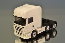 Herpa / Scale Works 900228 Scania 3a R09 Topline 6x2/4 solo Zugmaschine weiß