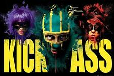 Kick Ass : Heads - Maxi Poster 61cm x 91.5cm (new & sealed)