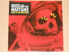"BOSS MARTIANS & IGGY POP -Mars Is For Martians- 7"" 45  NEU"