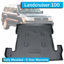 TO FIT: Toyota Landcruiser 100 Series (1998-2007) - Boot Liner / Cargo Mat
