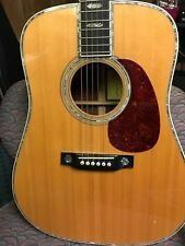 1987 Martin Limited Edition D-42 Acoustic Guitar