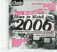 (FR114) Clash Magazine's Ones To Watch For 2006, 15 tracks - 2006 CD