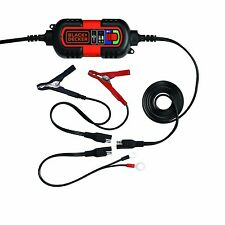 Battery Charger Maintainer 6V 12V Amp Volt RV Car Truck Motorcycle FREE 2DAY