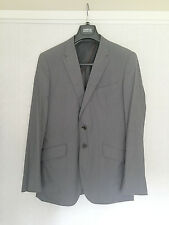 Genuine Men's Paul Smith PS Grey Cotton Railway Jacket Blazer - 40 chest