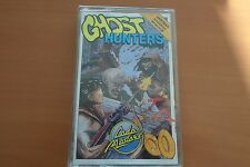 GHOST HUNTERS ( AMSTRAD CPC CASSETTE ) COMPLET