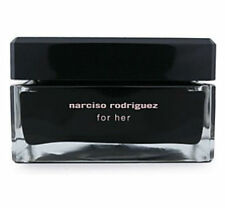 Narciso Rodriguez for Her Women Body Cream 5.2 oz / 150 ml FULL SIZE - NO BOX
