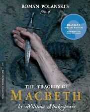 Macbeth (Blu-ray Disc, 2014, Criterion Collection)