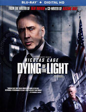 Dying of the Light BLU-RAY