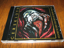 """CEREKLOTH """"In the Midst of Life..."""" CD undergang morbus chron"""