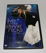 Stevie Nicks-Live in chicago-DVD-Nice item