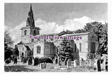 rp00247 - St Firmin's Church , Thurlby , Lincolnshire - photograph