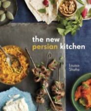 THE NEW PERSIAN KITCHEN - LOUISA SHAFIA (HARDCOVER) NEW
