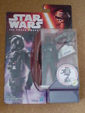 STAR WARS THE FORCE AWAKENS 3.75 INCH FIGURE FIRST ORDER TIE FIGHTER PILOT NEW