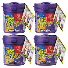 4 x Jelly Belly Bean Boozled Mystery Dispenser Game 3rd Edition 99g - New
