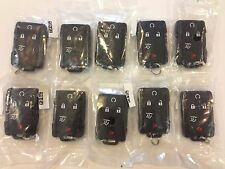 LOT OF 10 CHEVROLET TAHOE SUBURBAN 15-16 OEM KEY LESS ENTRY REMOTE CHEVY GM FOB