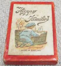 Antique 1905 Happy Families Card Game - Glevum - Roberts Brothers
