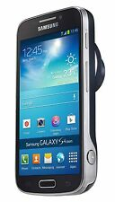 New Samsung Galaxy S4 Zoom SM-C101 16MP 3G (FACTORY UNLOCKED) 8GB Black Phone