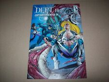 DEPT.H. DIPARTIMENTO H-LIBERTY-N. 7-NEW BREED STUDIO-2 APRILE 1997-COME NUOVO!