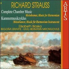 , Richard Strauss: Complete Chamber Music, Vol. 2 - Melodrams / Harmonium, New
