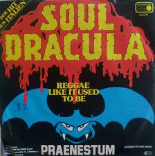 """7"""" 1976 RARE ! PRAENESTUM : Soul Dracula /VG++"""