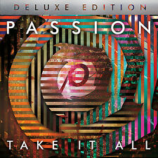 Passion: Take It All (Live) [CD/DVD] [Deluxe] - Passion (Christian) (CD, 2014)